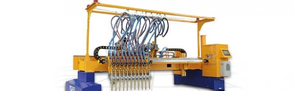 常州数控等离子切割机的基本类型及操作方法