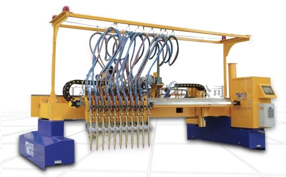 数控(自动排距)火焰切割机